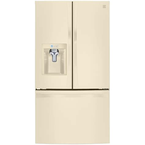 Kenmore Elite Door Refrigerator by Kenmore Elite 74024 29 8 Cu Ft Door Bottom