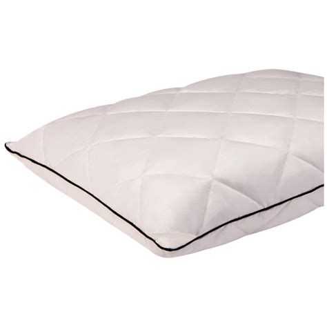 comfort revolution pillow comfort revolution quilted down and memory foam pillow