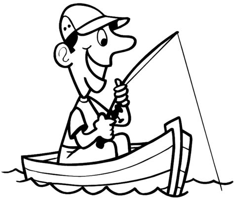 how to draw a boat in cad man fishing drawing at getdrawings free for personal