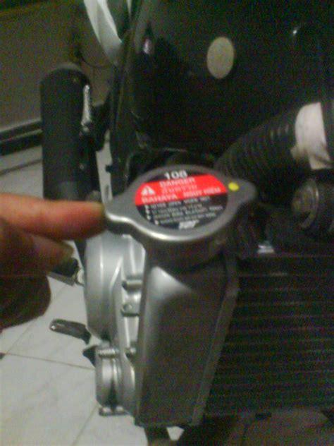 Cover Radiator Rapat Bikin cara menguras dan mengisi kembali air radiator v ixion
