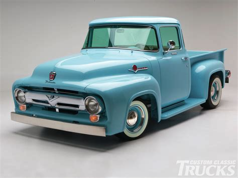 1956 Ford F100 by 301 Moved Permanently