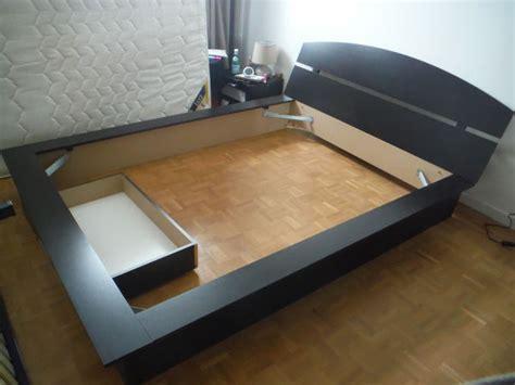 chambre podium conforama great free conforama chambre a