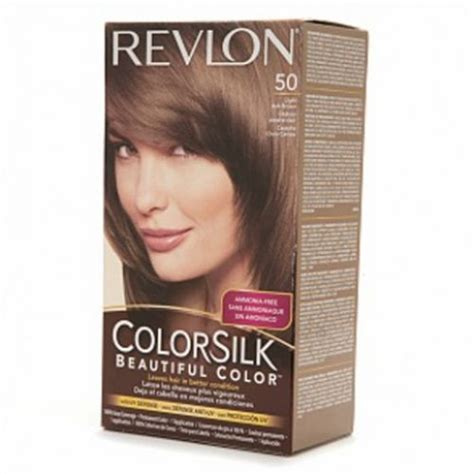 Revlon Hair Color revlon hair color light ash brown www pixshark