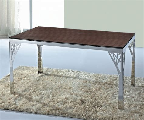 Stainless Steel Dining Tables China Stainless Steel Table Dining Table 3930 China Dining Furniture Glass Table