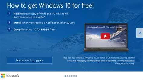 how to get windows 10 update how to upgrade to windows 10 and get your new licence key