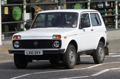 The Lada Lada Niva Review 2017 Autocar