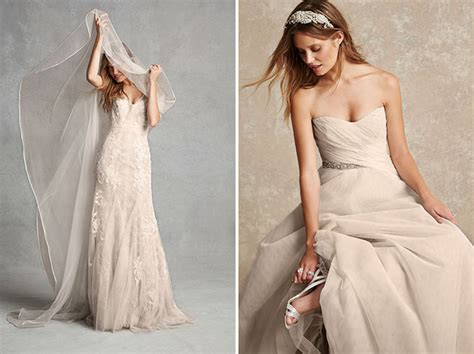 First Look At The Bliss Monique Lhuillier Spring 2015 Spring Wedding Photo Shoot