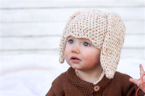 baby hat free crochet bunny hat pattern newborn toddler make