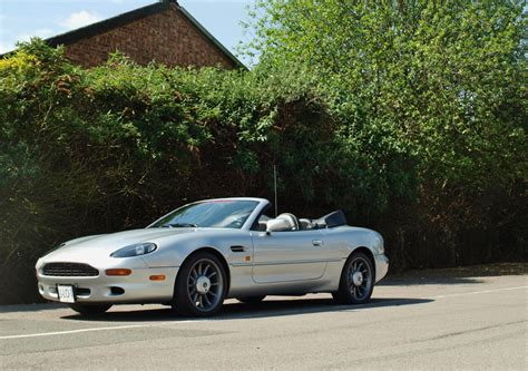 aston martin owned by aston martin db7 volante owned by heading