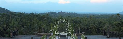 Weddingku Hotel Borobudur by Plataran Borobudur Resort Spa Weddingku