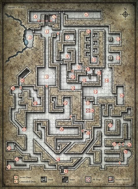 Simple Floor Plan Creator mike schley all individual maps dmg sample dungeon