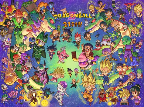 dragon ball z chibi wallpaper dragon ball chibi full hd wallpaper image for htc one m9