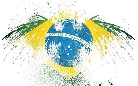 brazil colors brazil flag wallpapers wallpaper cave