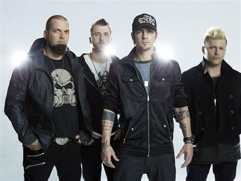 Three Days - a photo of three days grace by archive not listed mtv