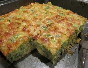 3 letter words broccoli cornbread