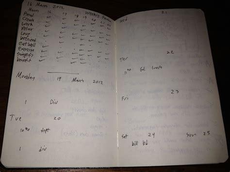 Moleskine Calendar Template by Gtd Calendar Calendar Template 2016