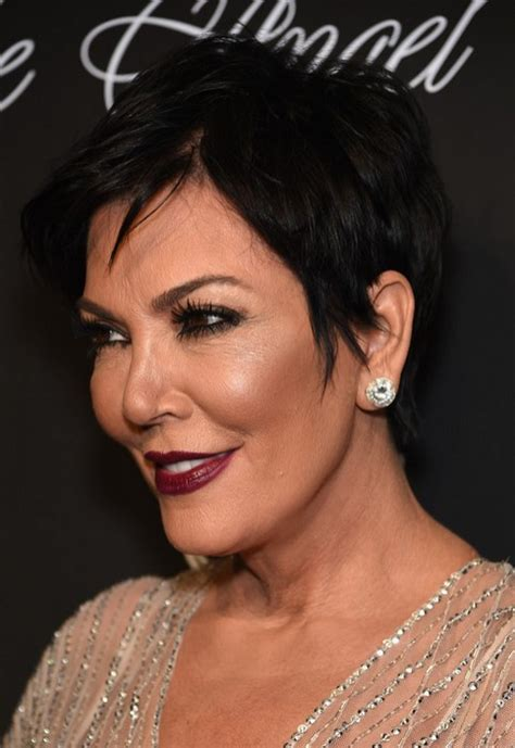 Pixie Haircuts For 50 Black by Kris Jenner Haircuts Great Hair For 50