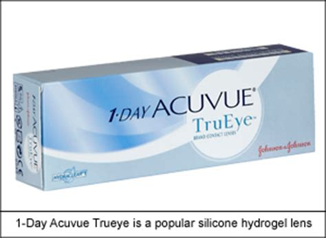 what are silicone hydrogel contact lenses? | vision direct uk