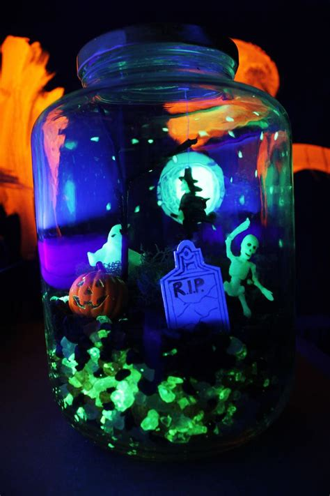 Crafts Glow In The Terror Arium