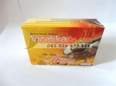 Sabun Muka Herbal sabun herbal madu tazakka untuk perawatan kulit