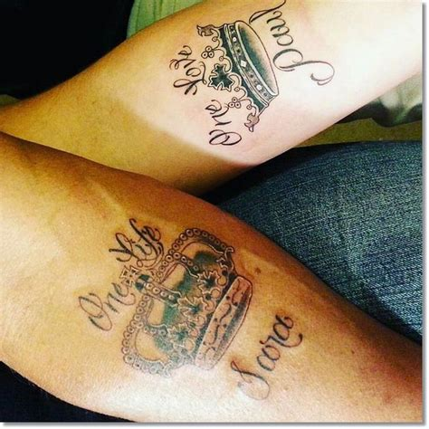 small tattoo for couples 83 small crown tattoos ideas you cannot miss crown