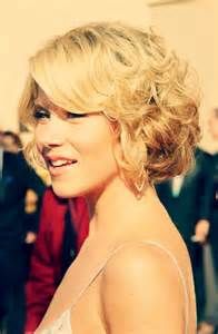 short hairstyle naturally curly hair images