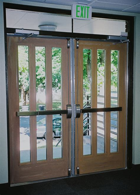 Interior Metal Door Interior Commercial Doors Smalltowndjs