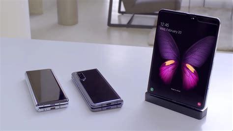 samsung galaxy fold speaks     silent product video notebookchecknet news
