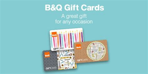 B And Q Gift Card - services gift cards diy at b q