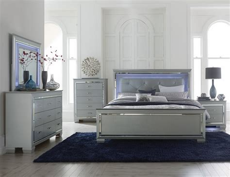 bedroom set las vegas allura bedroom collection las vegas furniture store