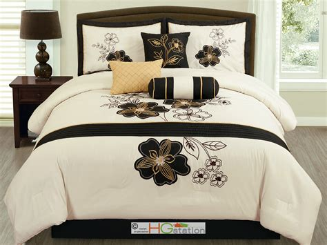 black and ivory bedding sets black and ivory bedding sets total fab black and ivory