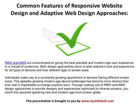 responsive layout meaning responsive website design and adaptive web design meaning