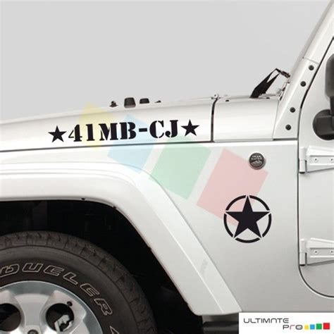 Stickers Jeep Wrangler Tj by 47 Best Jeep Wrangler Decals Images On Jeep