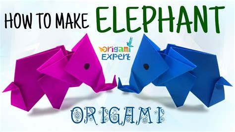 How To Make Origami Elephant - origami elephant choice image craft