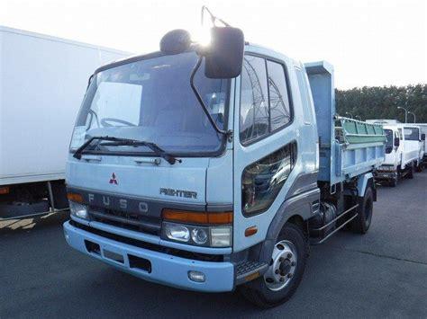 mitsubishi fuso dump truck japanese used mitsubishi fighter fuso dump truck 1996