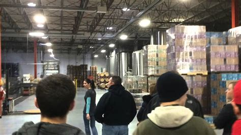 flying brewery tour flying fish brewery tour
