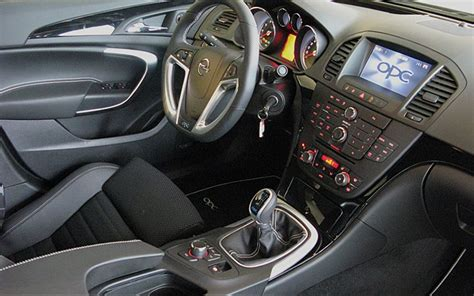 opel insignia 2014 interior 2014 opel insignia interior opc top auto magazine