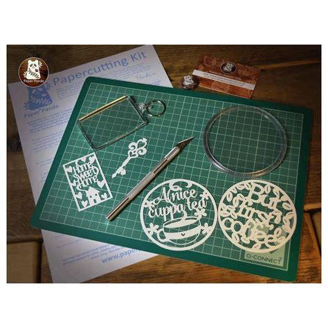 Paper Kits - papercutting diy kit 18s