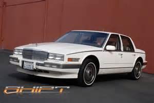 1989 Cadillac Seville 1989 Cadillac Seville Laguna California Shift
