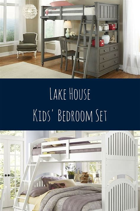 kids bedroom sets youll  love woodstock furniture