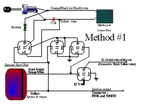 passlock 3 bypass diagram contact jaycorp technologies gm passlock wiring information