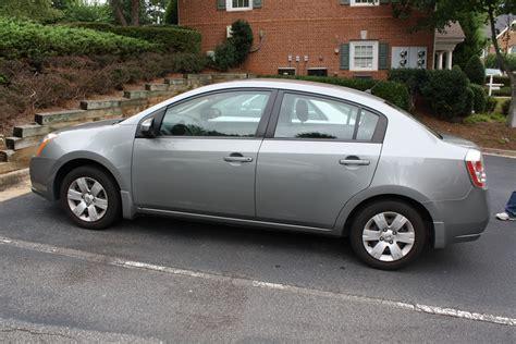2008 nissan sentra 2008 nissan sentra diminished value diminished value car