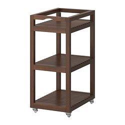 ikea grundtal kitchen bathroom cart storage rolling bathroom carts bathroom storage ikea