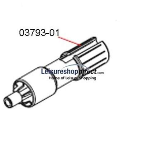 awning roller tube replacement left roller tube cap fiamma f55 zip awnings fiamma