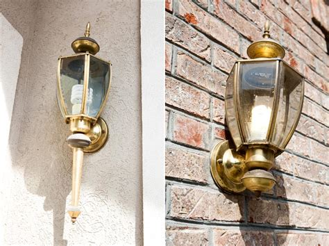 Painting A Brass Light Fixture Painting Brass Light Fixture Light Fixtures Design Ideas