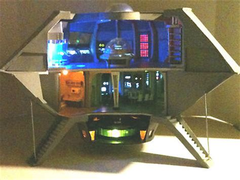 lost in space jupiter 2 model lost in space jupiter 2 open model by johnstewartart on