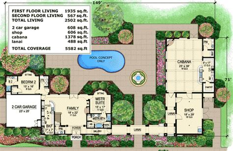 cabana plans fabulous cabana for entertaining 36182tx architectural