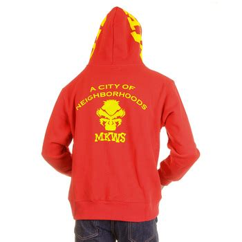 Hoodie Flock Martin Garry shop for mens hooded sweatshirts by rmc mkws at togged