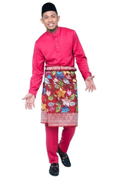 Baju Kurung Lelaki Jakel baju melayu nabil ahmad jakel