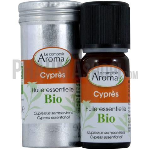 comptoir des flacons huile essentielle de cypr 232 s le comptoir aroma flacon de 10 ml